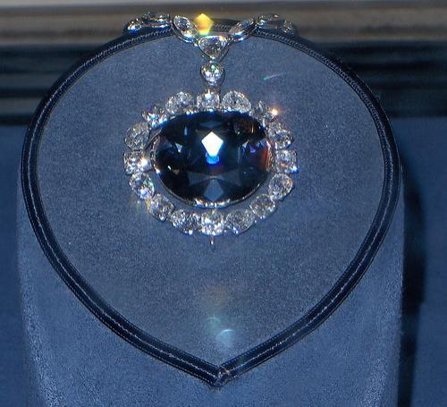 Maldição do Diamante da Esperança