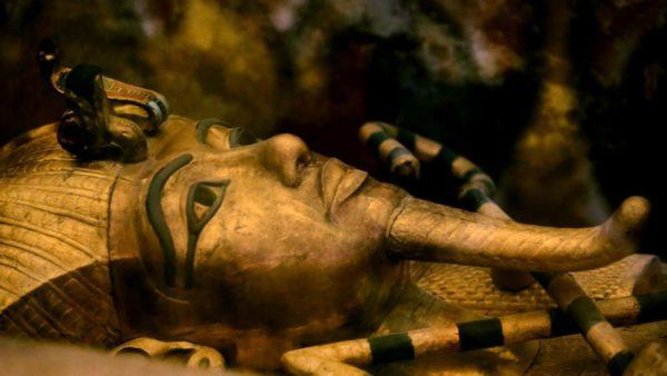 Todas as múmias eram acompanhadas por um retrato que mostrava como elas pareciam na vida real