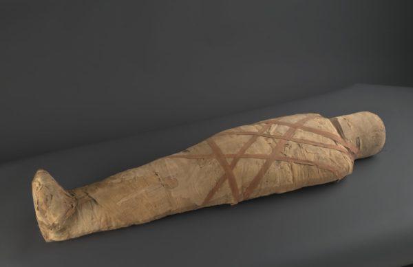 Foram encontradas cocaína e nicotina em múmias