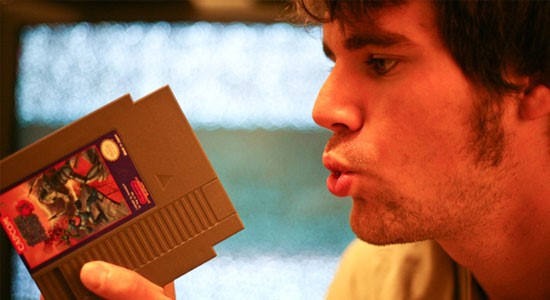 Assoprar fitas de Super Nintendo