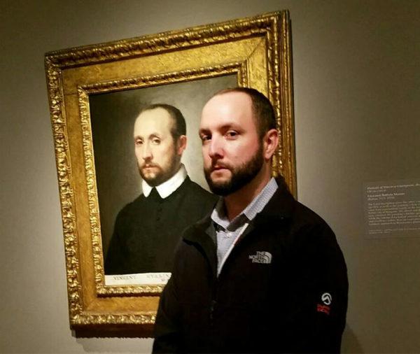Você vai ao museu sem saber que vai encontrar a você mesmo lá