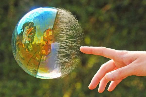 Explosão de bolha
