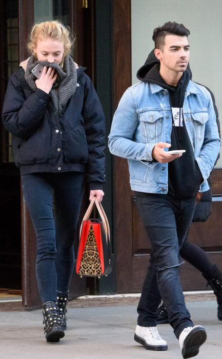 Sansa Stark / Sophie Turner e Joe Jonas