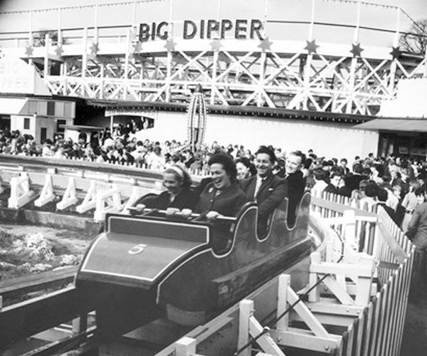 Big Dipper - Battersea Park Fun Fair (Inglaterra)