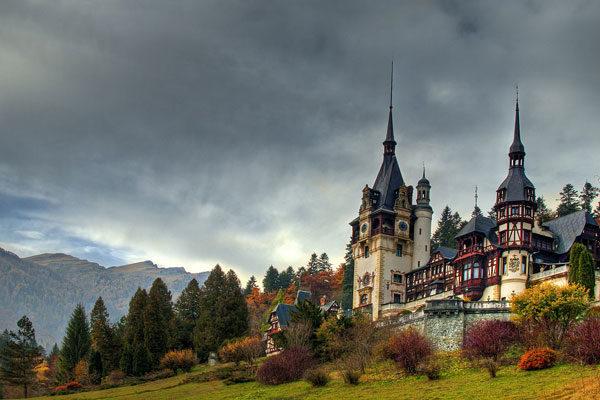 O Castelo Peles na Romênia