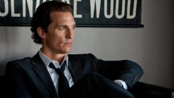 Matthew McConaughey ia ser advogado, mas ele se formou como cineasta
