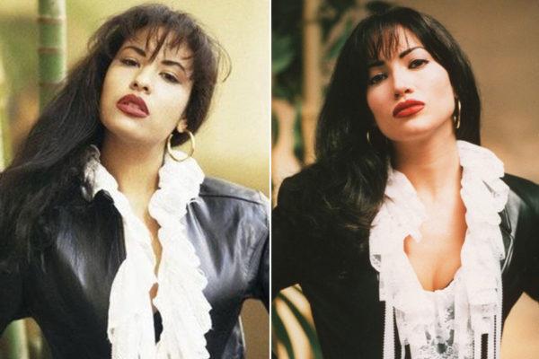 O primeiro papel da JLO foi como a falecida Selena