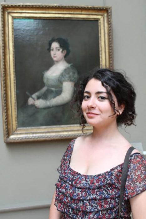 Fui ao Louvre e descobri que meus ancestrais eram famosos