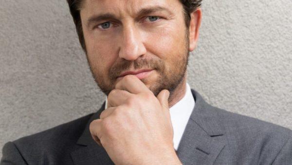 Gerard Butler é um advogado e ator apaixonado