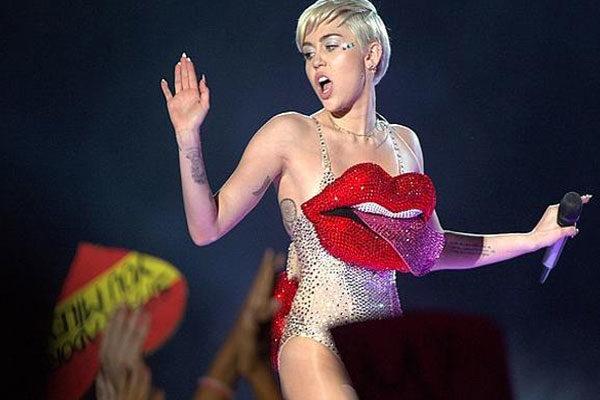 Miley Cyrus é a mais procurada