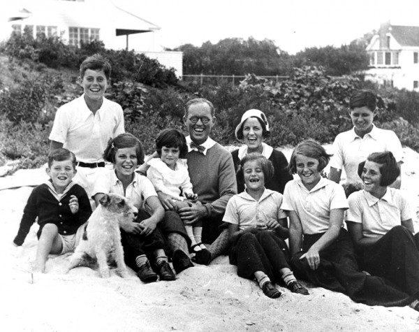 A maldição dos Kennedy