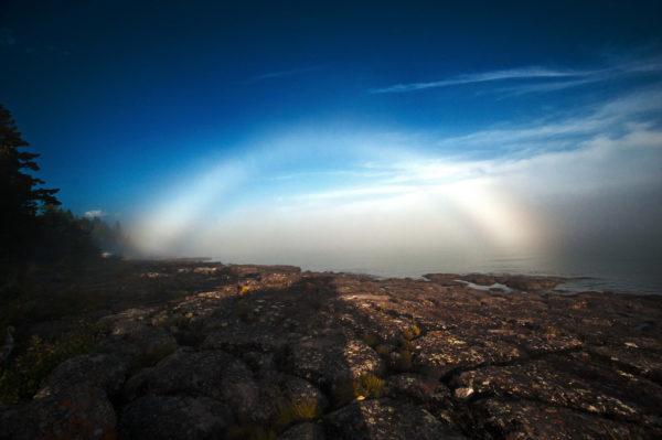 Arco-íris de cor branco (ou lunar)