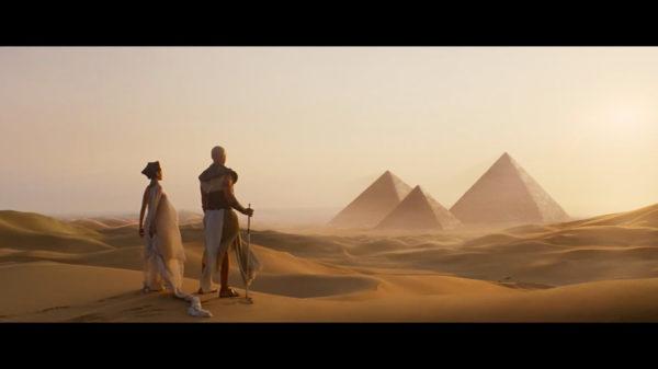 As pirâmides no Egito são realmente túmulos para os faraós