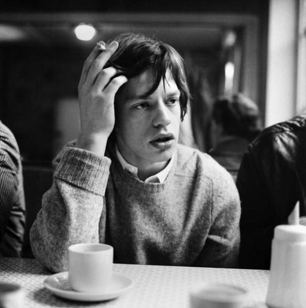 Mick Jagger estudou Contabilidade e Finanças