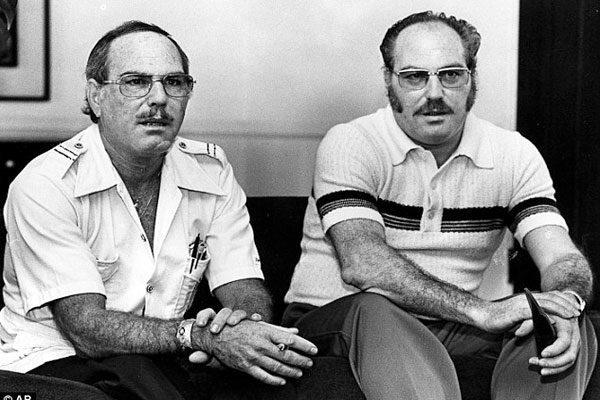 Oskar Stohr e Jack Yufe