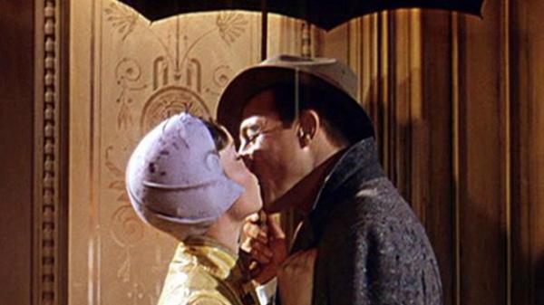 'Cantando na Chuva' com Grace Kelly