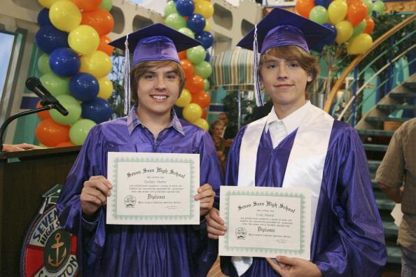 Dylan e Cole Sprouse: Videogame Designer e Arqueólogo