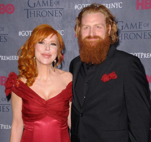 Tormund Giantsbane está casado com Gry Molvaer