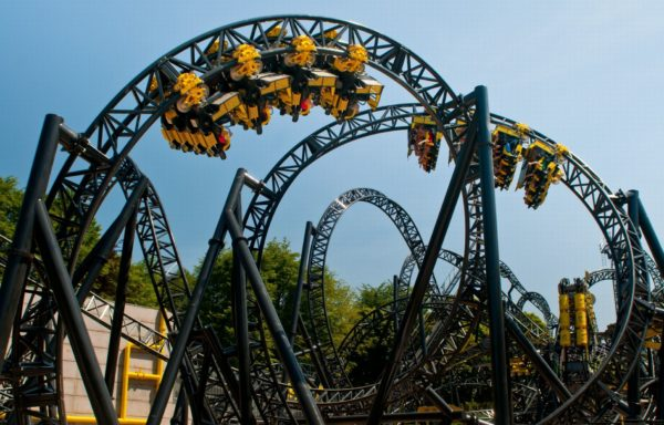Smiler - Alton Towers 2015