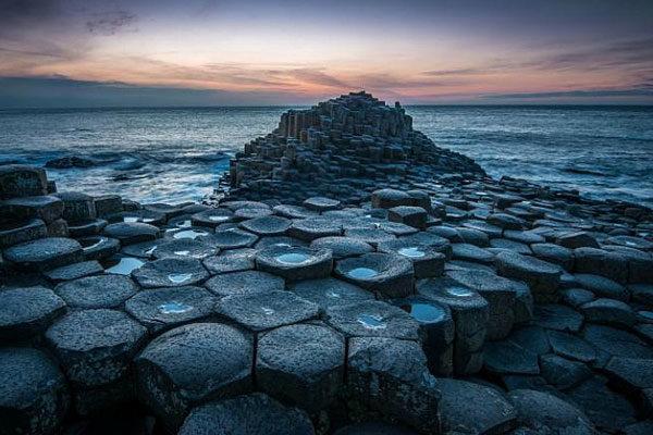 Calçada dos Gigantes, Irlanda
