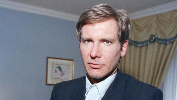 Harrison Ford estudou para ser filósofo