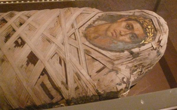 Heródoto foi o primeiro historiador de múmias