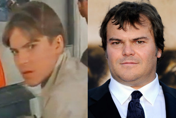 Jack Black - o jovem amigo de Colt no The Fall Guy