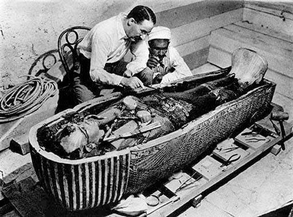 A Maldição do Rei Tutankhamon