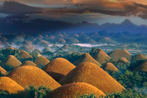 Colinas da Ilha Bohol
