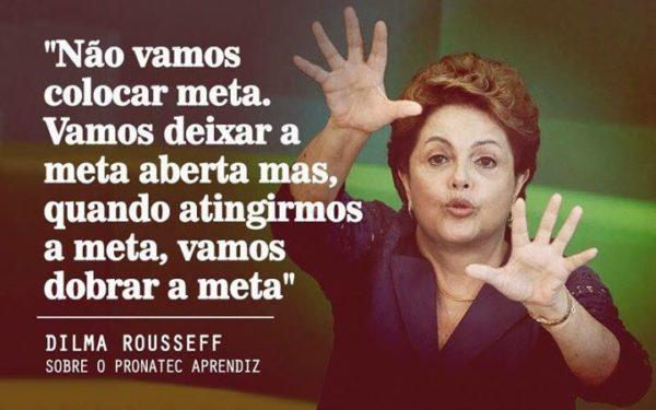 Pronunciamentos Dilma Rousseff