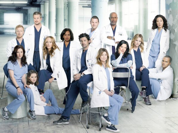 Grey's Anatomy (ABC)