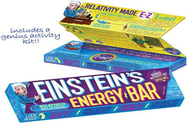 Barra energética de Einstein