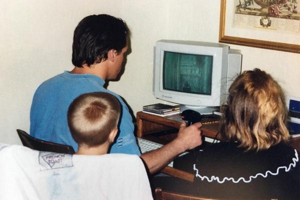 Um pai gamer