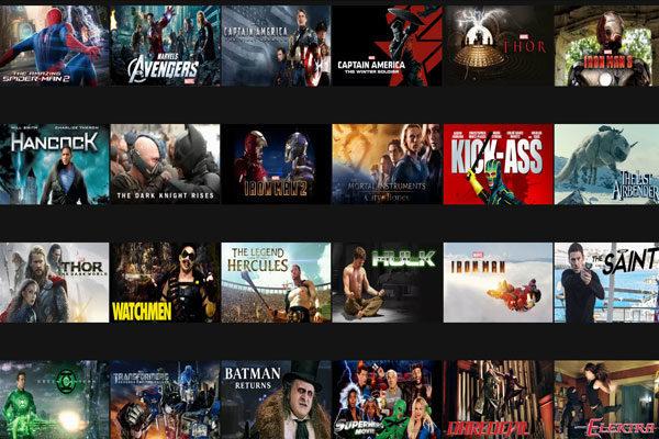 Filmes de Super-heróis e quadrinhos, Código 10118