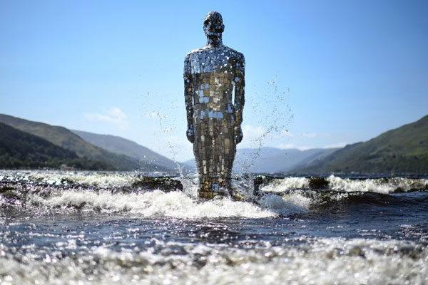 Escócia, Loch Ganhe