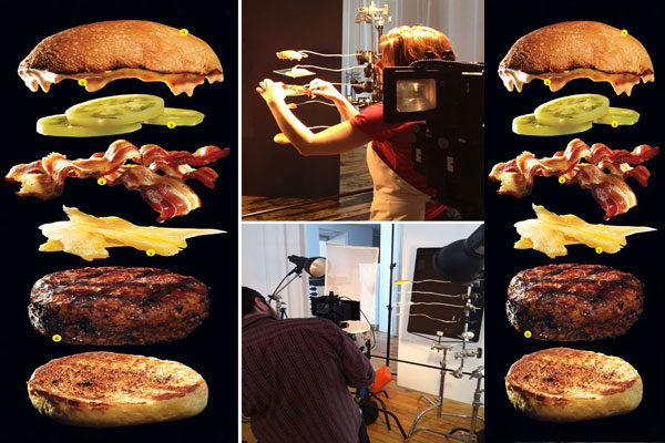 O Hambúrguer perfeito!