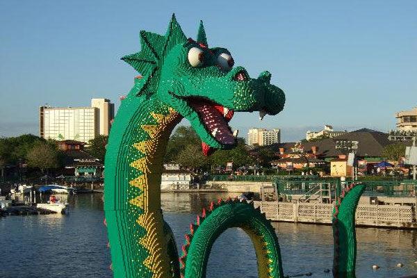 O Monstro da Lego Ness