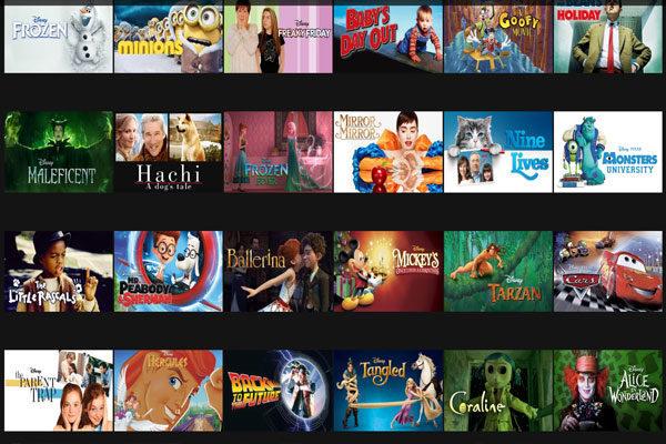 Filmes para a família e crianças, Código 783