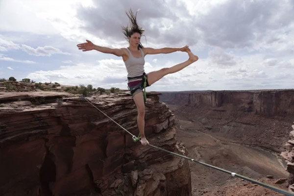 Muita flexibilidade!