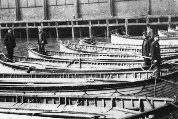 Coberturas e botes