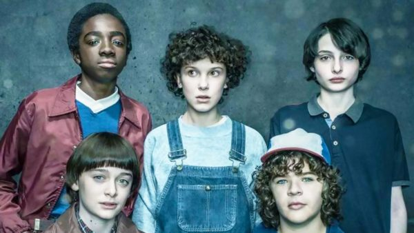 Stranger Things (Netflix)