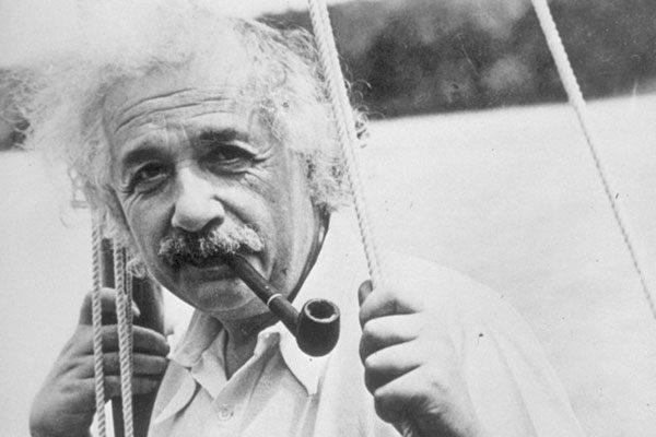 Einstein quase foi presidente