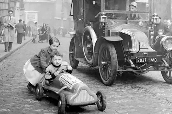O mais rápido que puder, 1920