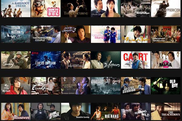 Filmes Coreanos, Código 5685