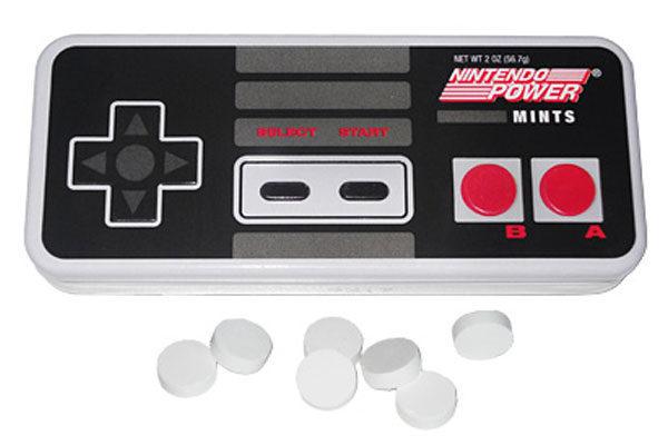 Mentas Nintendo