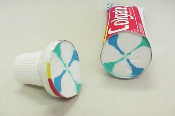 Hora de escovar os dentes!