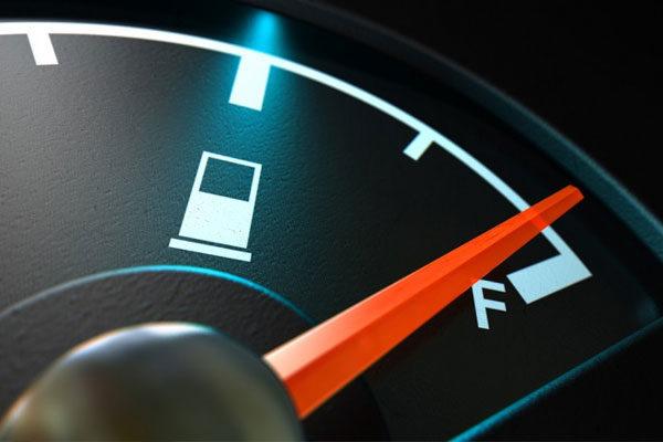 Encher o tanque de gasolina
