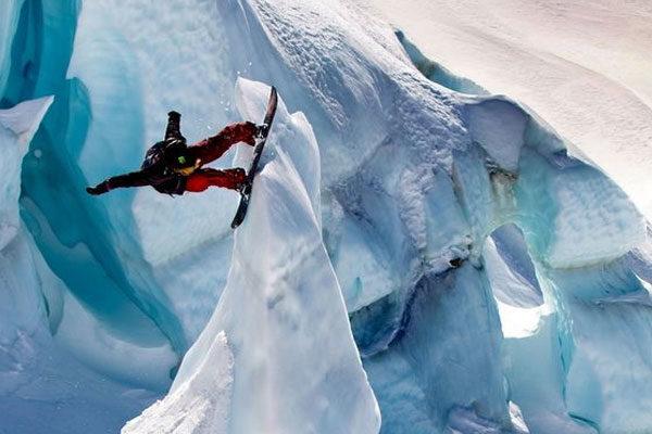 Snowboard na borda!