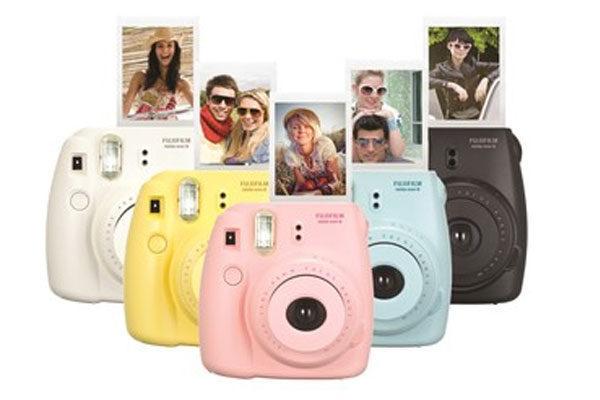 Fotos ou uma câmera