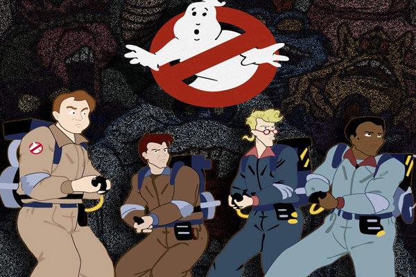 Os verdadeiros Caça-Fantasmas